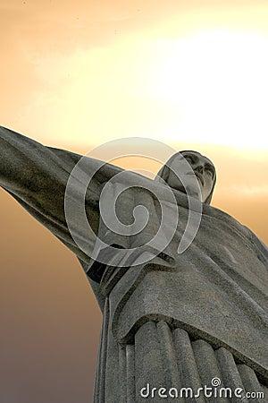 Free Christ The Redeemer - Rio De Janeiro Stock Photography - 4717102