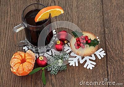 Christamas Food and Drink