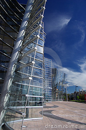 Free Christchurch Art Gallery Royalty Free Stock Image - 22675266