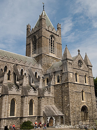 Free Christchurch Cathedral Stock Image - 2793021