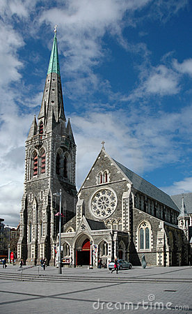 Free Christchurch Cathedral Stock Images - 5559844