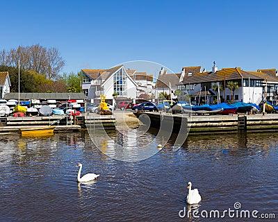 Christchurch Dorset England