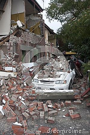 Christchurch Earthquake 22 Feb 20011 Editorial Photography