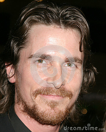 Christian Bale Editorial Image