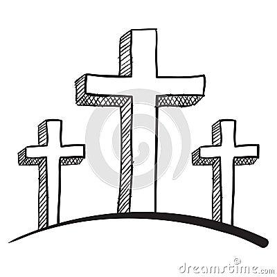 Christian calgary crucifixes