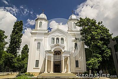 Christian Church Facade