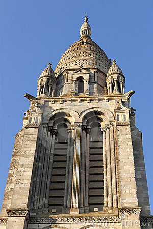 Christian church spire