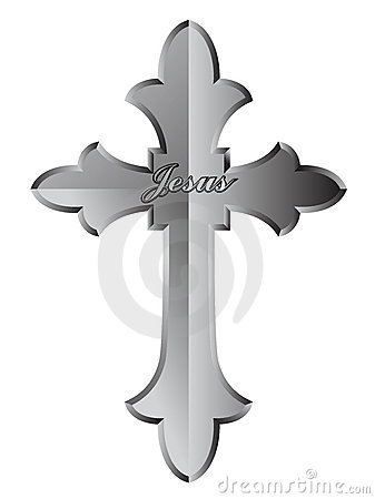 Free Christian Cross Royalty Free Stock Photography - 20284557