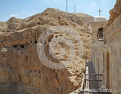 Christian Greek Orthodox Monastry