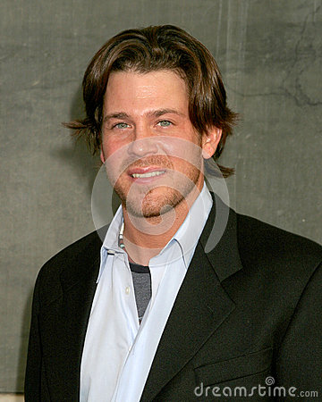 Christian Kane Editorial Stock Photo