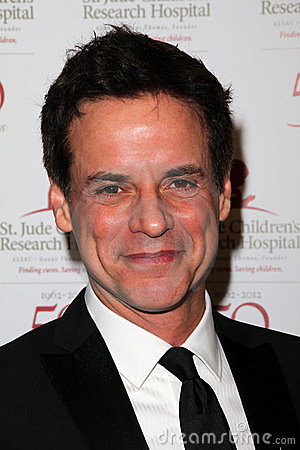 Christian LeBlanc at the St. Jude Children s Research Hospital 50th Anniversary Gala, Beverly Hilton, Beverly Hills, CA 01-07-12 Editorial Stock Photo