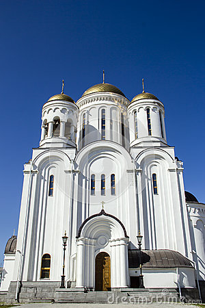 Christian orthodox monastery