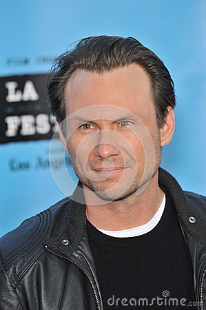 Christian Slater Editorial Stock Photo