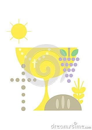 Christian Symbols (Last Supper)