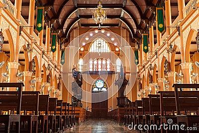 Christianity church in thailand