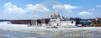 Christianity Ipatievsky monastery in Russia