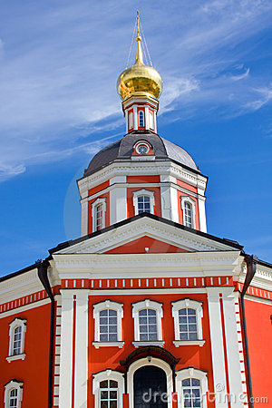 Christianity monastery