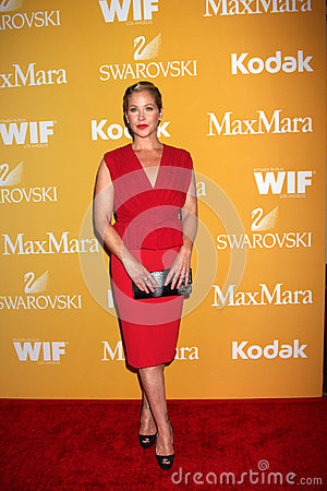Christina Applegate arrives at the City of Hope s Music And Entertainment Industry Group Honors Bob Pittman Event Editorial Image