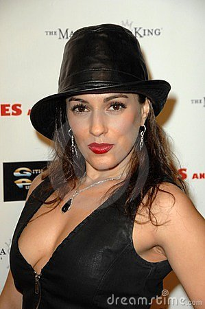 Christina DeRosa at the Los Angeles Premiere of  2 Dudes and a Dream . Arclight Hollywood, Hollywood, CA. 02-03-09 Editorial Photo