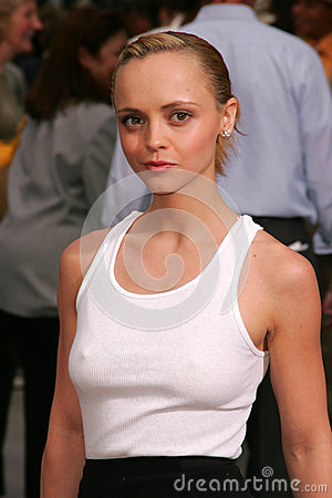 Christina Ricci Editorial Stock Image