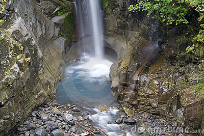 Christine Falls Royalty Free Stock Images - Image: 7089629