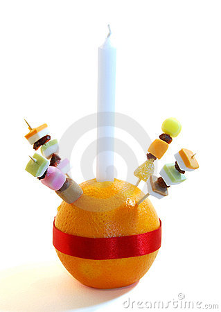Christingle Orange