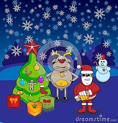 Free Christmas Royalty Free Stock Photo - 11984435
