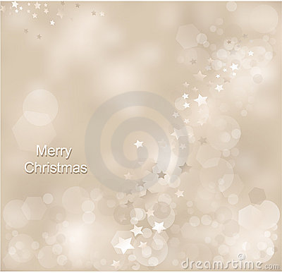 The christmas abstract  background