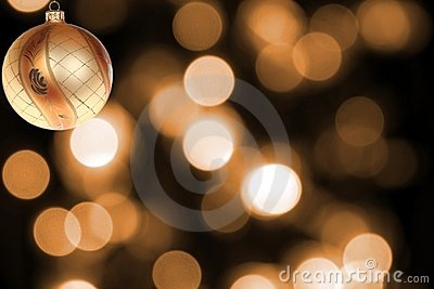 Christmas abstract, background