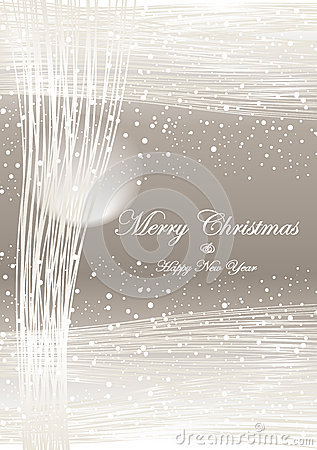 Christmas  abstract  light background grey