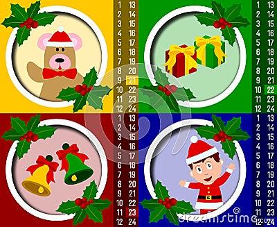 Christmas Advent Calendar [6]
