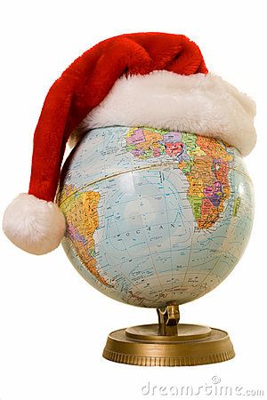 Free Christmas All Over The World Royalty Free Stock Photography - 6931797
