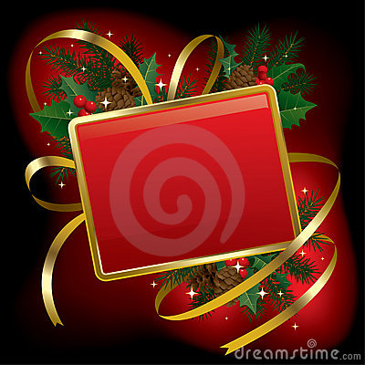 Free Christmas And New Year Banner Stock Photography - 11515702