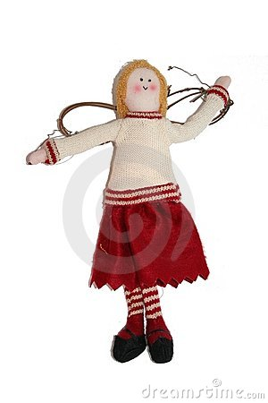 Free Christmas Angel Stock Images - 1192744