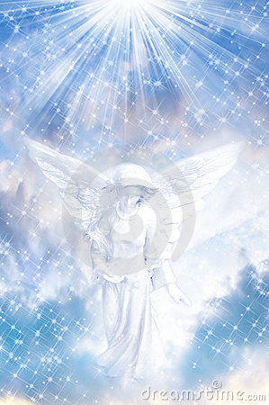 Free Christmas Angel Royalty Free Stock Photos - 16970598