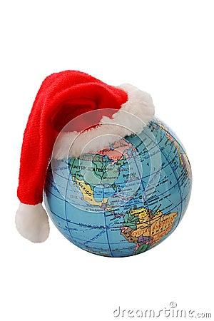 Christmas around the world - N/S Americas.