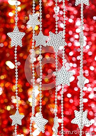 Christmas asterisks