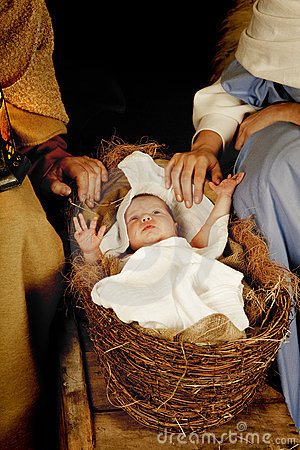 Free Christmas Baby Royalty Free Stock Photography - 16414457