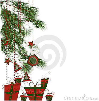 Free Christmas Background Royalty Free Stock Photos - 16808638