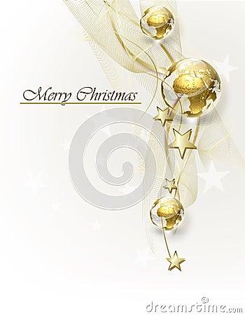 Free Christmas Background Stock Image - 17235261