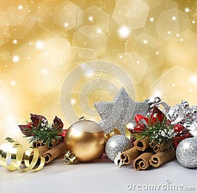 Free Christmas Background Stock Image - 17240171