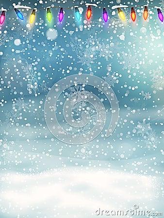 Free Christmas Background. EPS 10 Stock Photography - 74587922