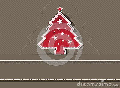 Christmas background layout