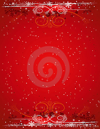 Free Christmas Background, Vector Stock Photos - 3363823