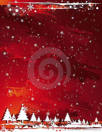 Free Christmas Background, Vector Stock Photography - 3566992