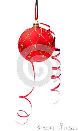 Free Christmas Ball Royalty Free Stock Photos - 1469478