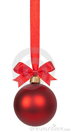 Free Christmas Ball Royalty Free Stock Photos - 15869368