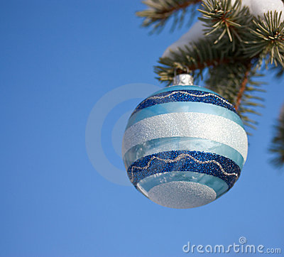 Christmas Ball Royalty Free Stock Images - Image: 21912749