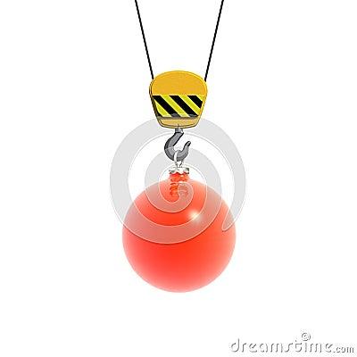 Free Christmas Ball Stock Photo - 3854330