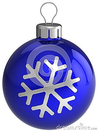 Christmas ball. New year decoration (Hi-Res)